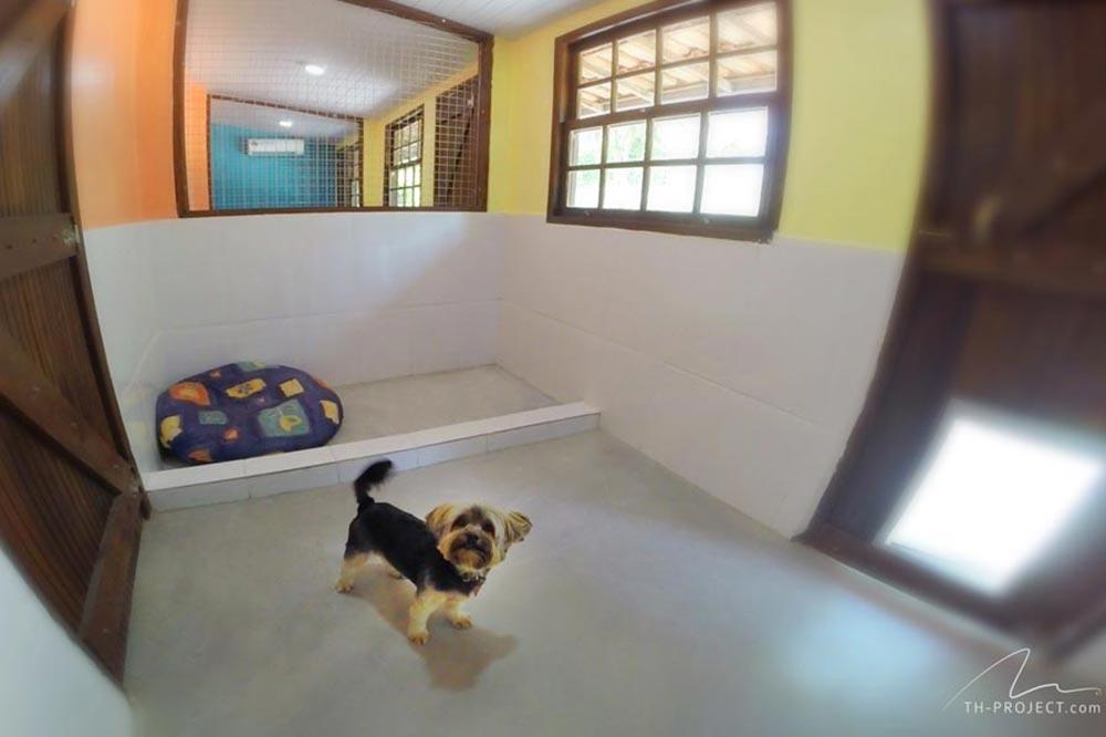 Canis do Tunghats Resort: Espaço Climatizado