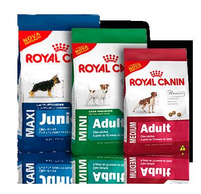Tunghat's Resort: Alimentação com Royal Canin