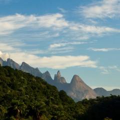 Galeria de Imagens de Estrutura: Tunghat's Resort: ao pé das montanhas da Serra dos Órgãos - RJ