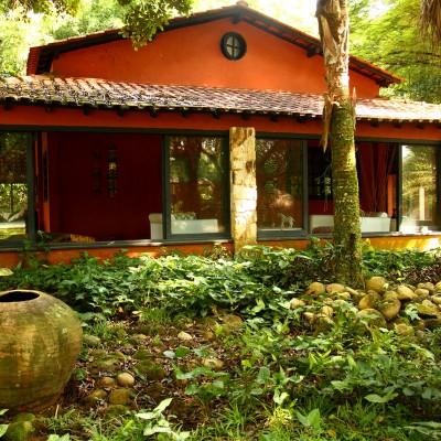 Galeria de Imagens: Nossa casa principal, sede de nosso canil